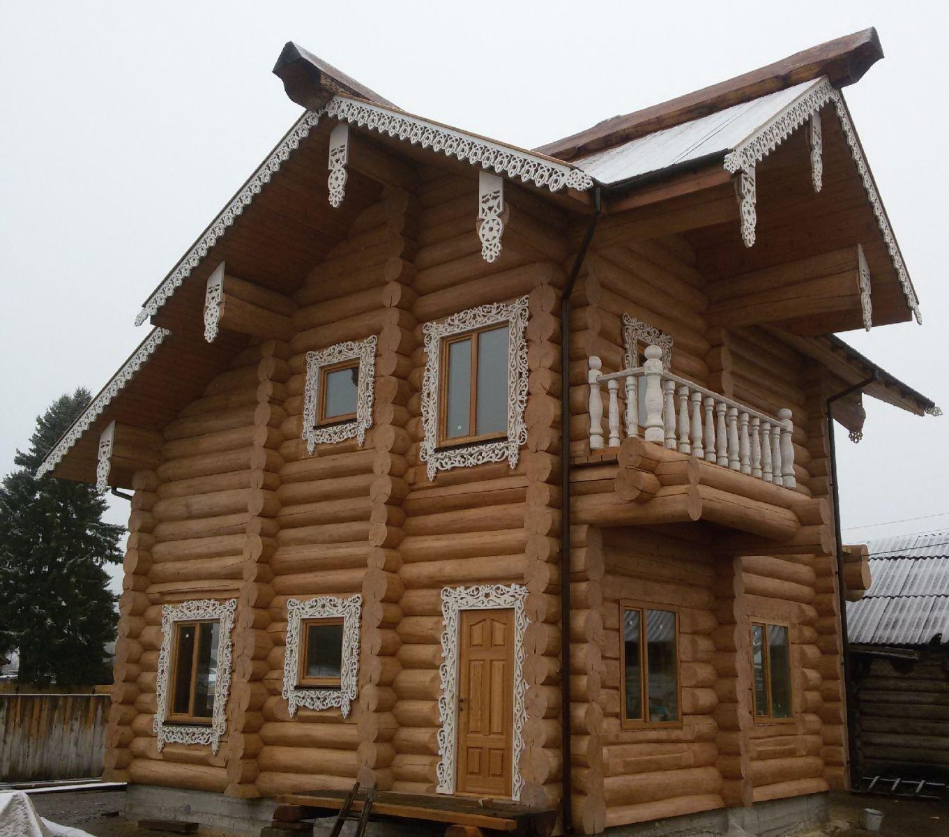 кедровый  дом