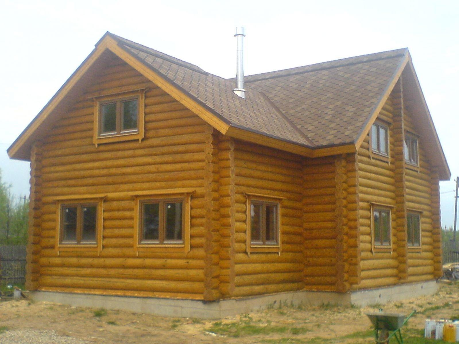 Русаков Иван - отделка деревянных домов и бань