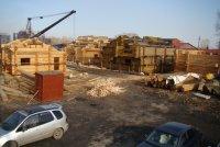 ООО НСК ЛесМаркет - срубы и деревянные дома из кедра
