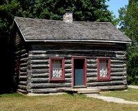 Канадский деревянный дом