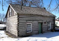 Деревянный дом рубленый по канадской технологии