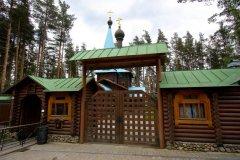 Коневской иконы Божией Матери храм
