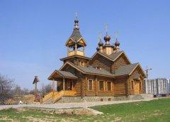 Церковь Почаевской Богоматери в Митино. Москва