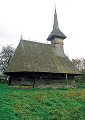 Деревянные церкви Марамуреш