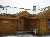 Деревянный дом в норвежских традициях