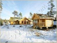 Дом и бян в Норвегии